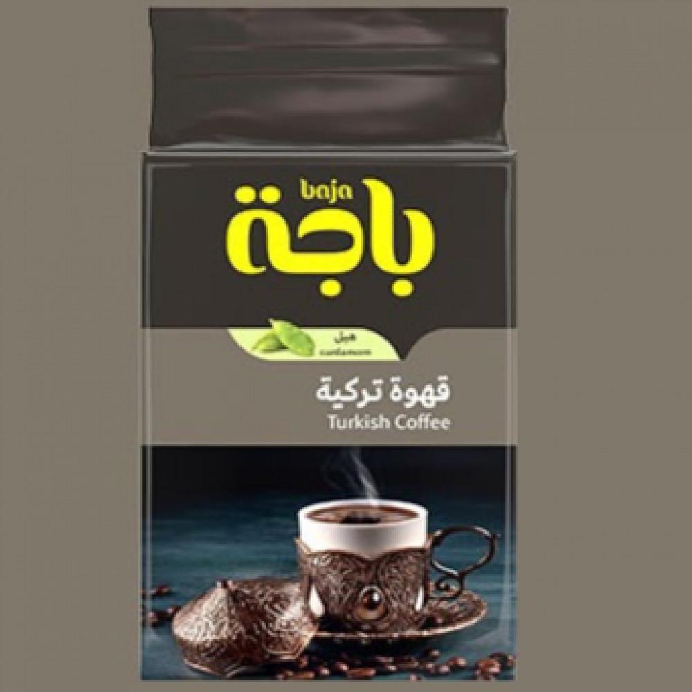 باجة قهوة تركية بالهيل كبير 400 جرام أسواق سكري القصيم