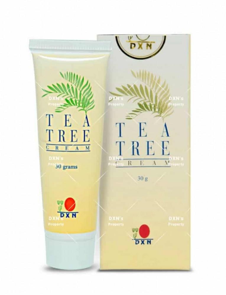 كريم شجرة  الشاي dxn