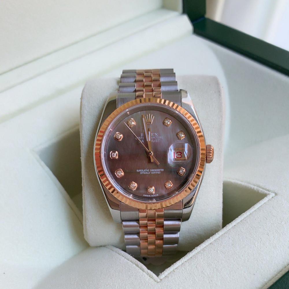 ساعة رولكس ديت جست الأصلية مستخدمة