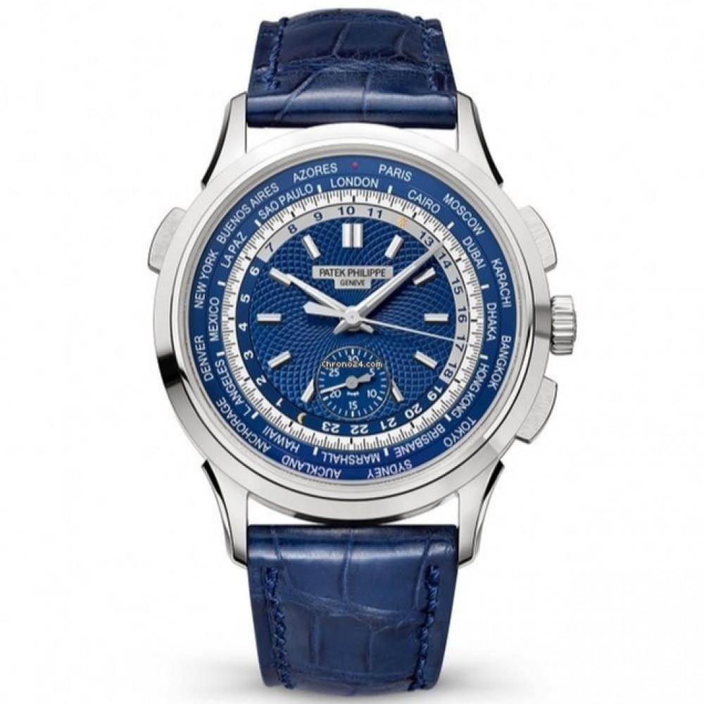 ساعة باتيك فيليب Chronograph الأصلية 5930G
