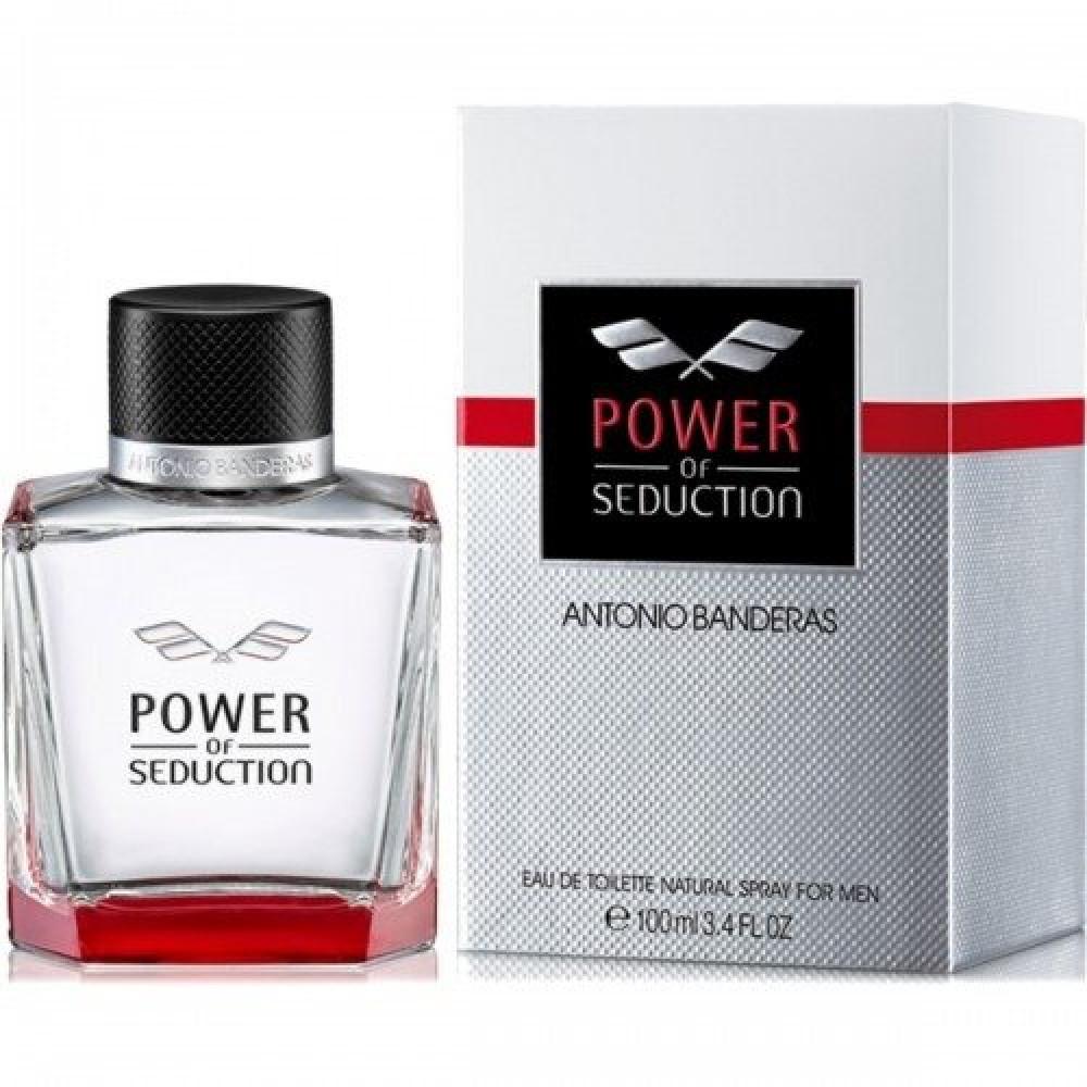 Antonio Banderas Power Of Seduction Eau de Toilette 100ml خبير العطور