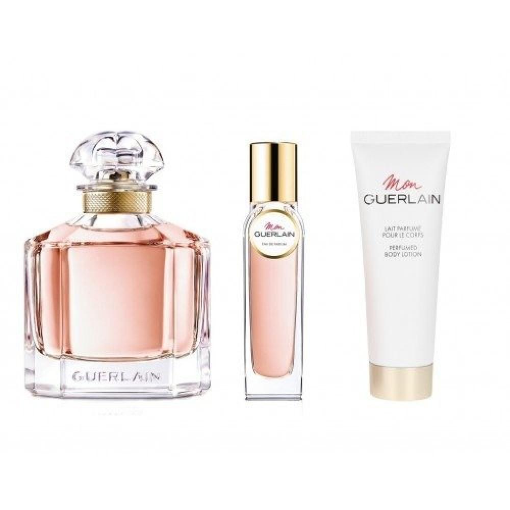 Guerlain Mon Eau de Parfum 100ml 3 Gift Set خبير العطور