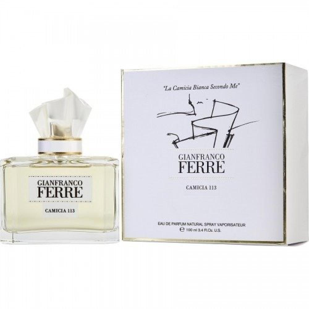 Gianfranco Ferre Camicia 113 Eau de Parfum 100ml خبير العطور