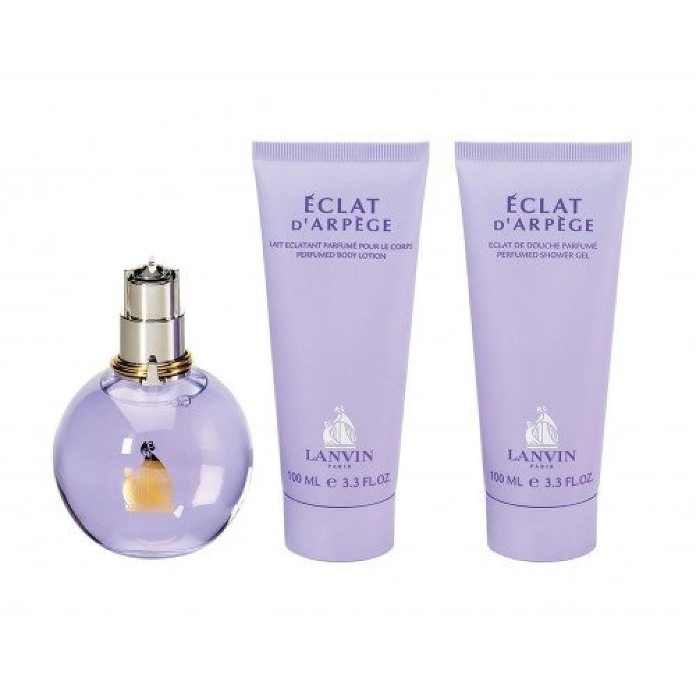 Lanvin Eclat d Arpege Eau de Parfum 100ml 3 Gift متجر خبير العطور