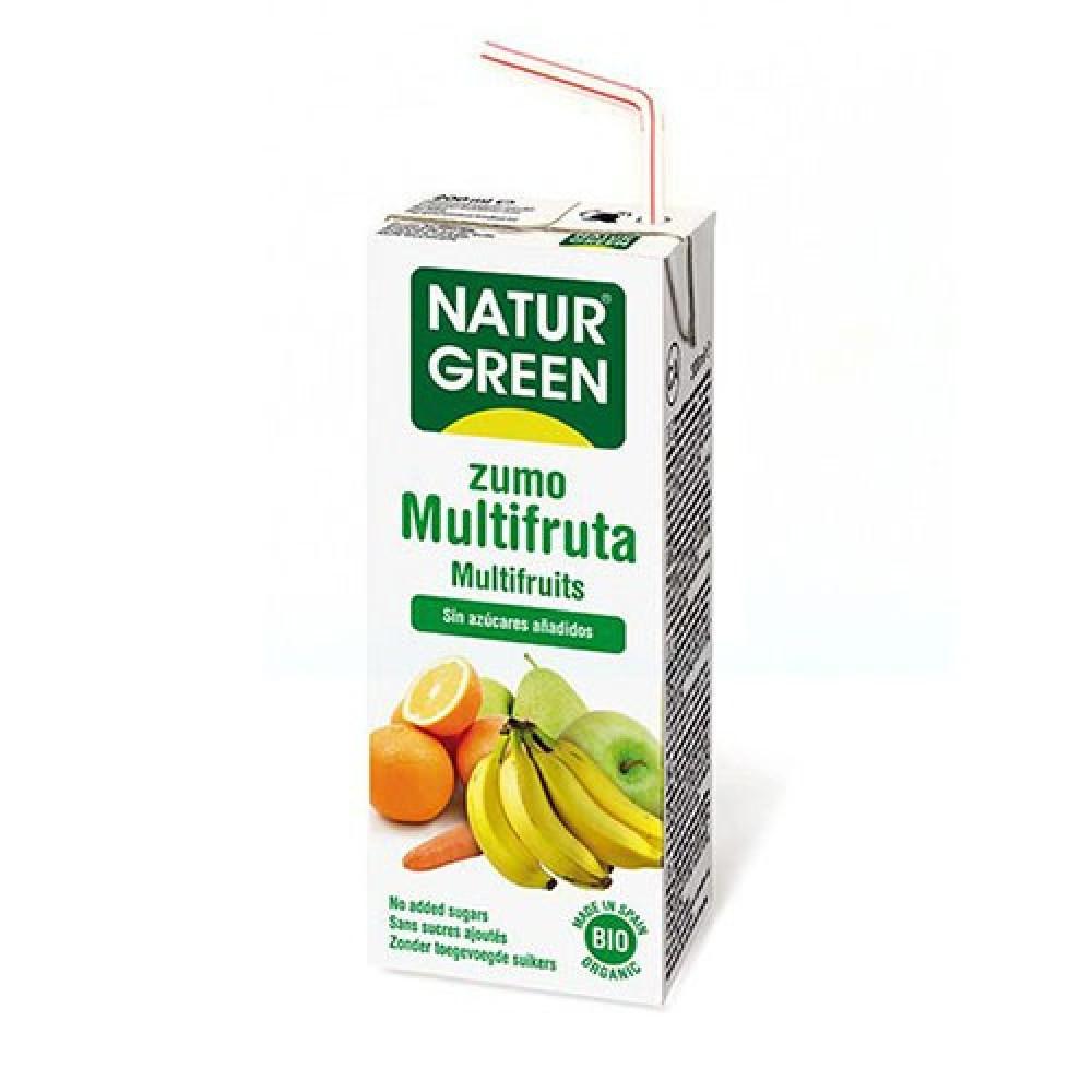 ناتشرجرين عصير الفواكه المشكلة عضوي 200 مل