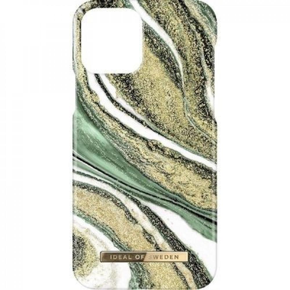 iDeal Fashion Case Cosmic Green Swirl