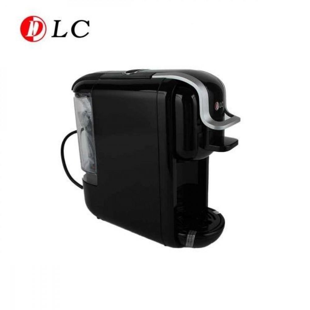 مكينة قهوة - ماكينة القهوة 3 في 1 DLC-CM7316 لون أسود