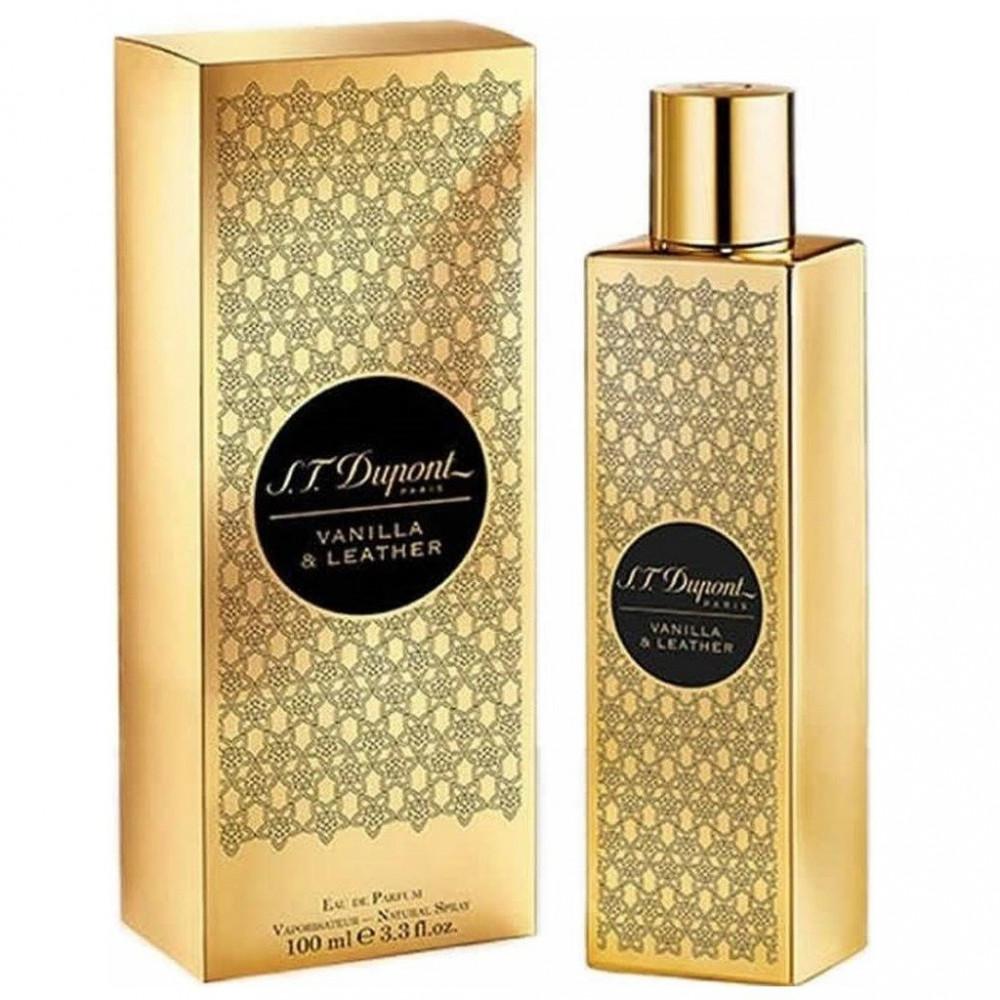 ST Dupont Vanilla Leather Eau de Parfum متجر خبير العطور