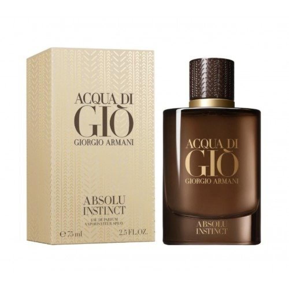 Armani Acqua Di Gio Absolu Instinct Eau de Parfum 75ml خبير العطور