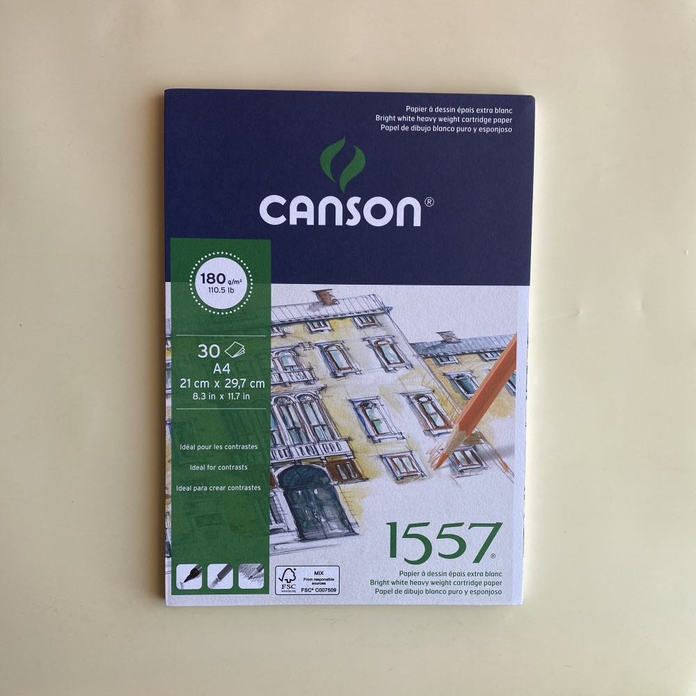canson 1557 A4