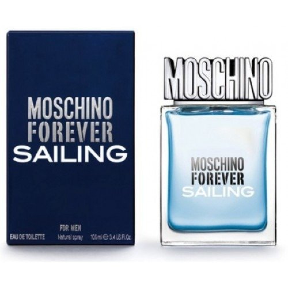 Moschino Forever Sailing Eau de Toilette 100ml خبير العطور