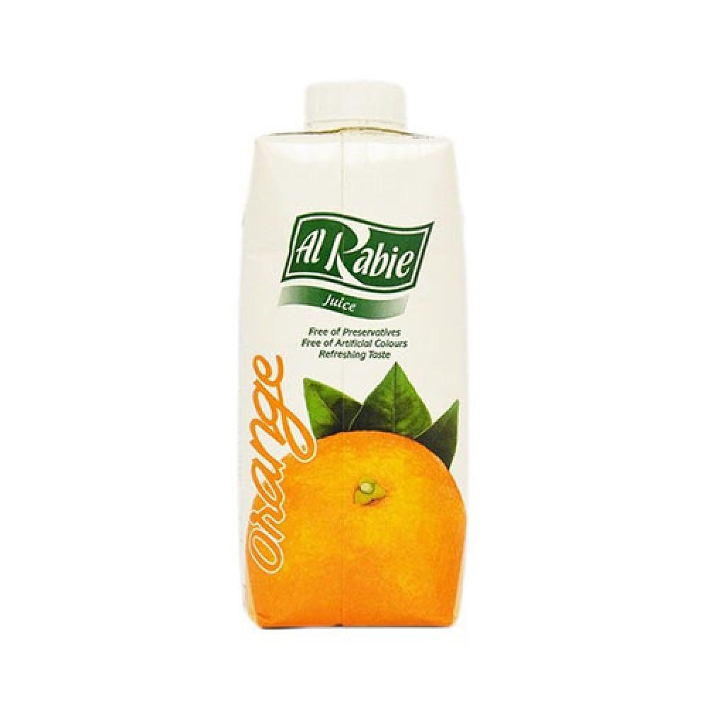 الربيع عصير برتقال 330 ملي ثمار اليقطين
