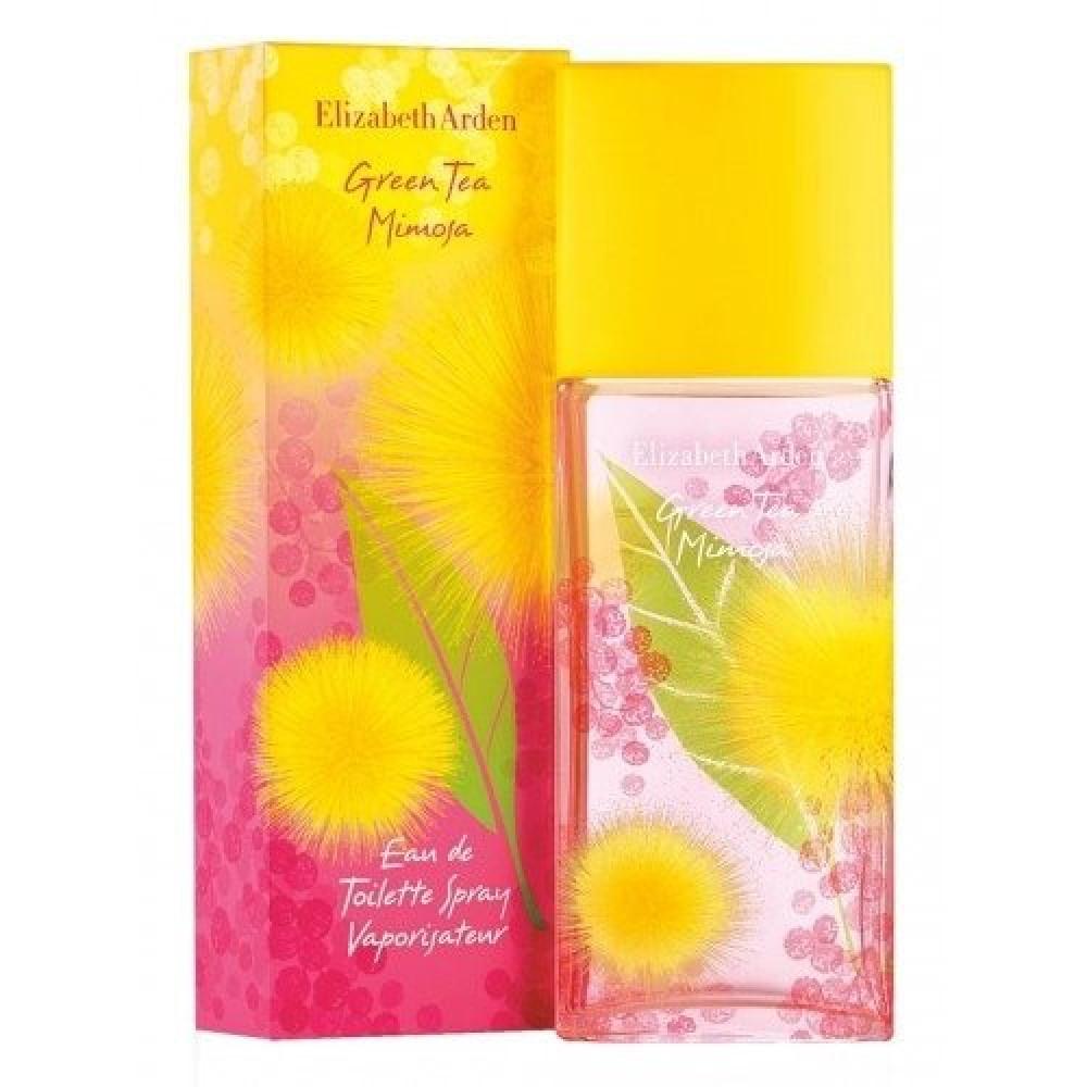 Elizabeth Arden Green Tea Mimosa Eau de Toilette 100ml خبير العطور