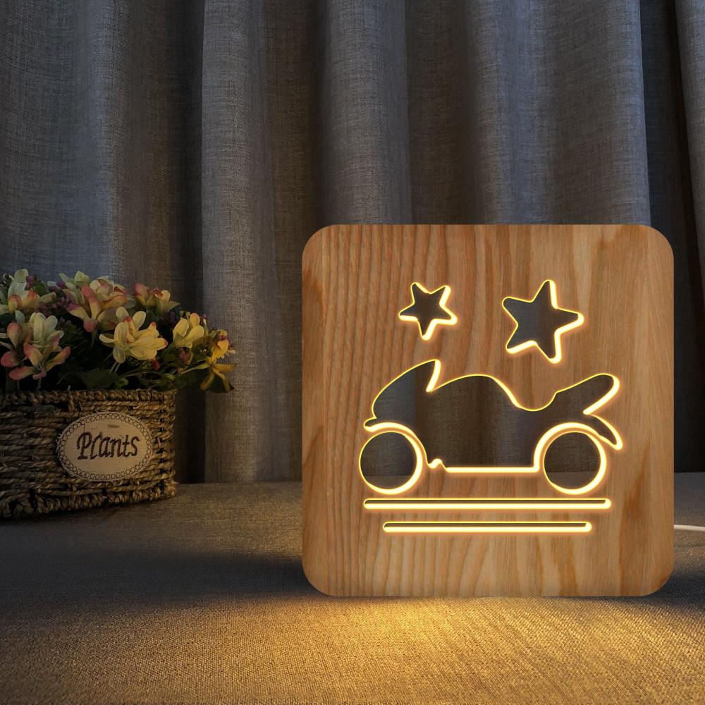 مواسم تحفة فنية إضاءة ليد شكل دباب بتصميم راقي يناسب متطلبات منزلك