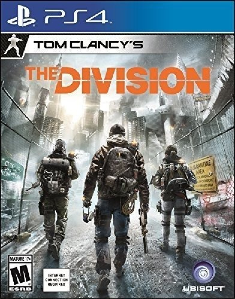 Tom Clancys The Division - PlayStation 4