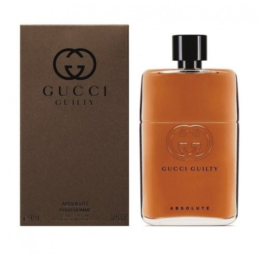 Gucci Guilty Absolute for Men Eau de Parfum 90ml خبير العطور
