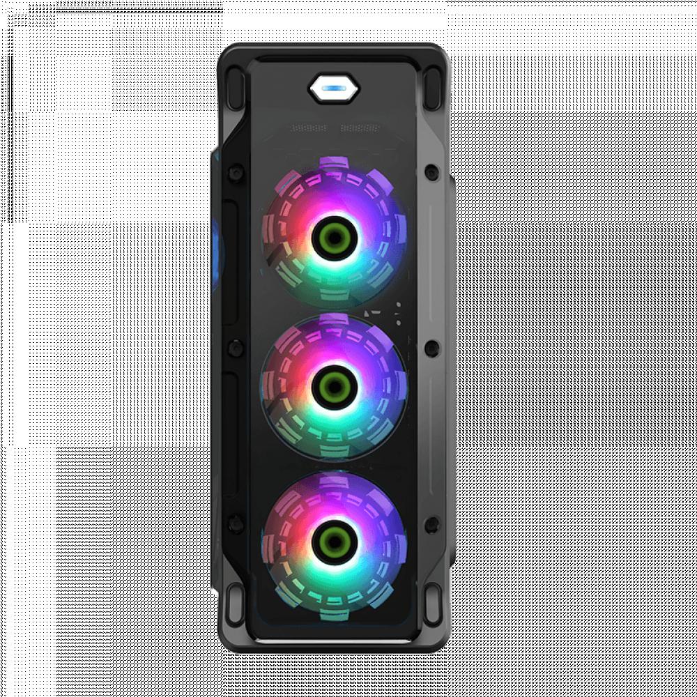 GameMax Starlight F-RGB Black