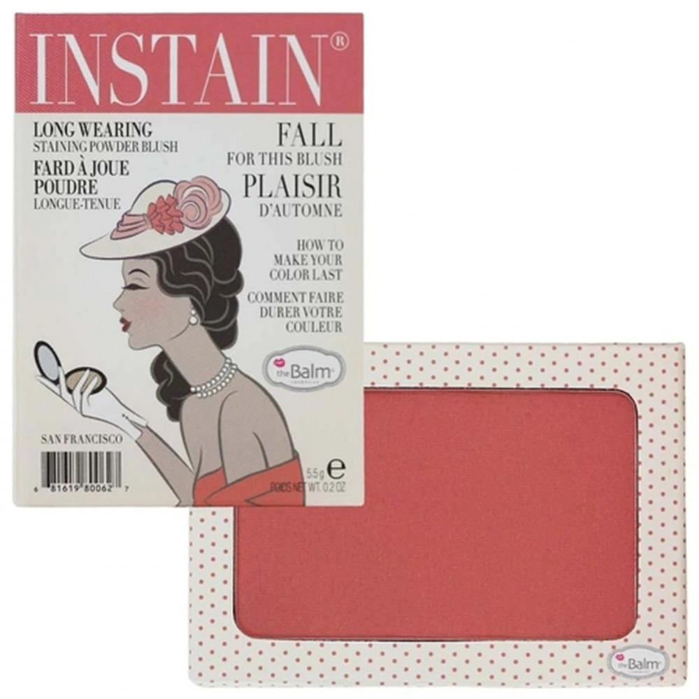 ذا بالم احمر خدود بلاشر بودر - Instain Swiss Dot
