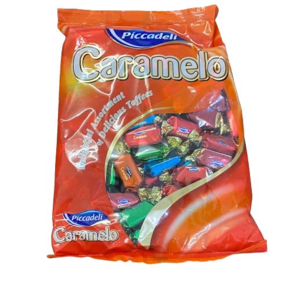 توفي كراميلو اكياس 650جرام متجر أنواع الحلويات Candy Kinds تجدون كل ما ببالكم من حلويات وشوكولاته
