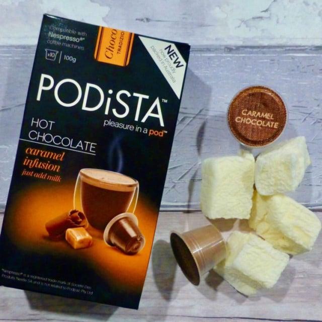 هت شوكلت بالكراميل Caramel Hot Chocolate Riyadhexpert