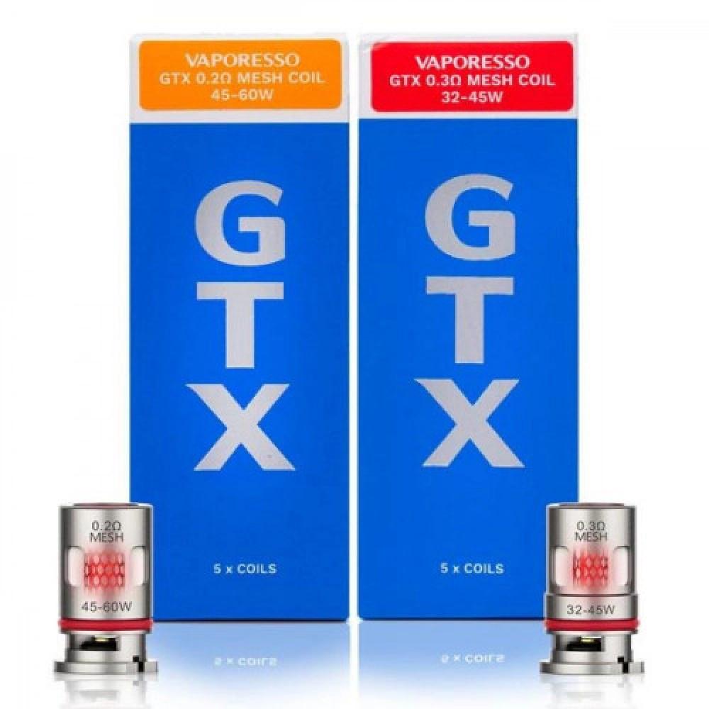 كويلات فابوريسو جي تي اكس - VAPORESSO GTX Coils