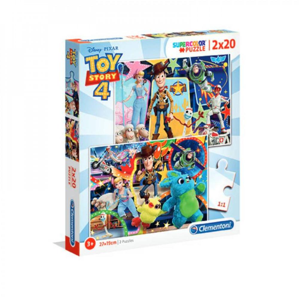 كليمنتوني, حكاية لعبة 4, لغز, Puzzle, Toy Story