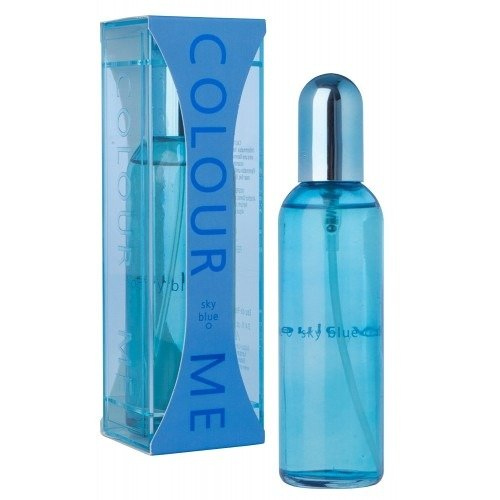 Colour Me Sky Blue Eau de Parfum 100ml متجر خبير العطور