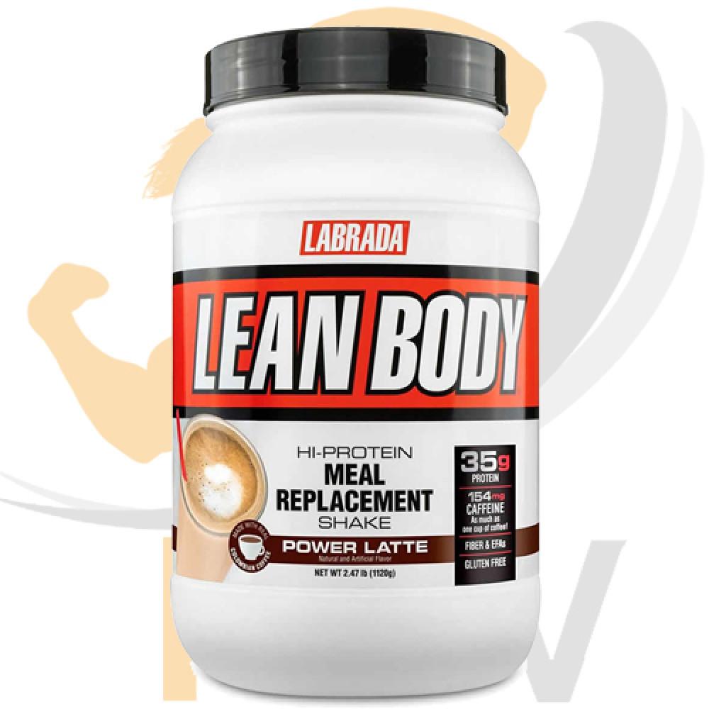 متجر عالم العضلات مكملات غذائية فيتامينات بروتين لين بودي بديل الوجبة