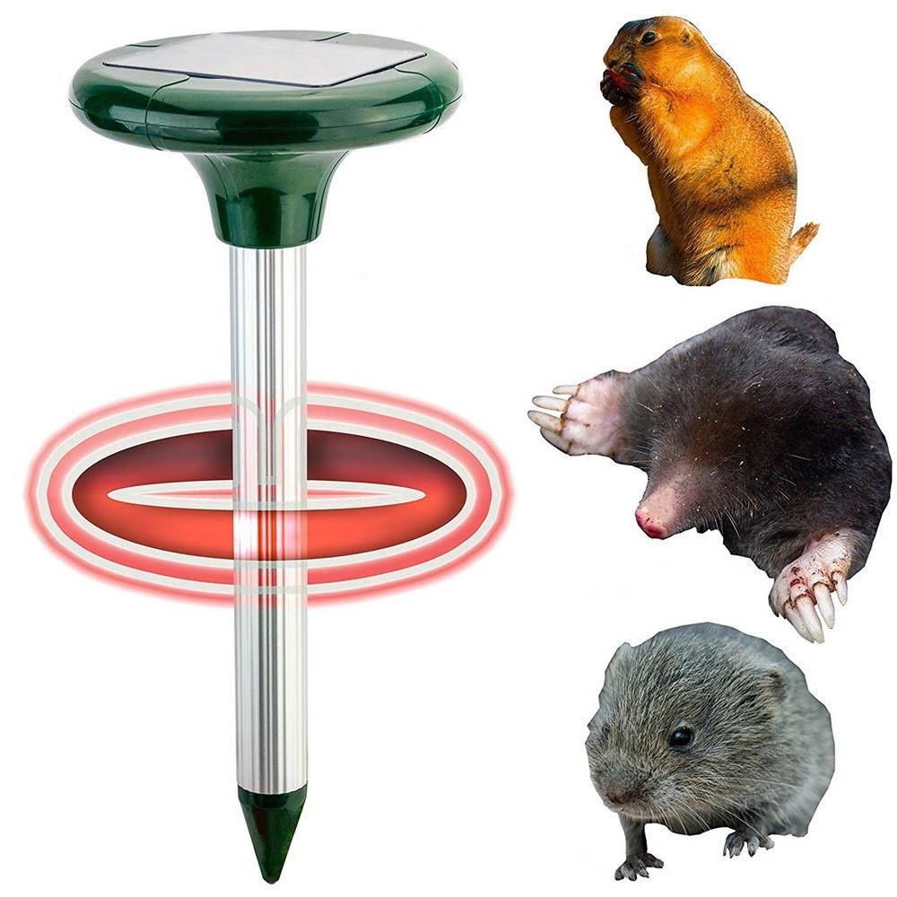 طارد القوارض الجرذان الفئران السناجب الحشرات البعوض الجراد الذباب منزل