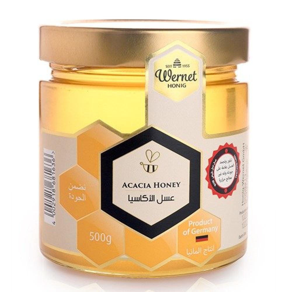 عسل الاكاسيا 500 جرام