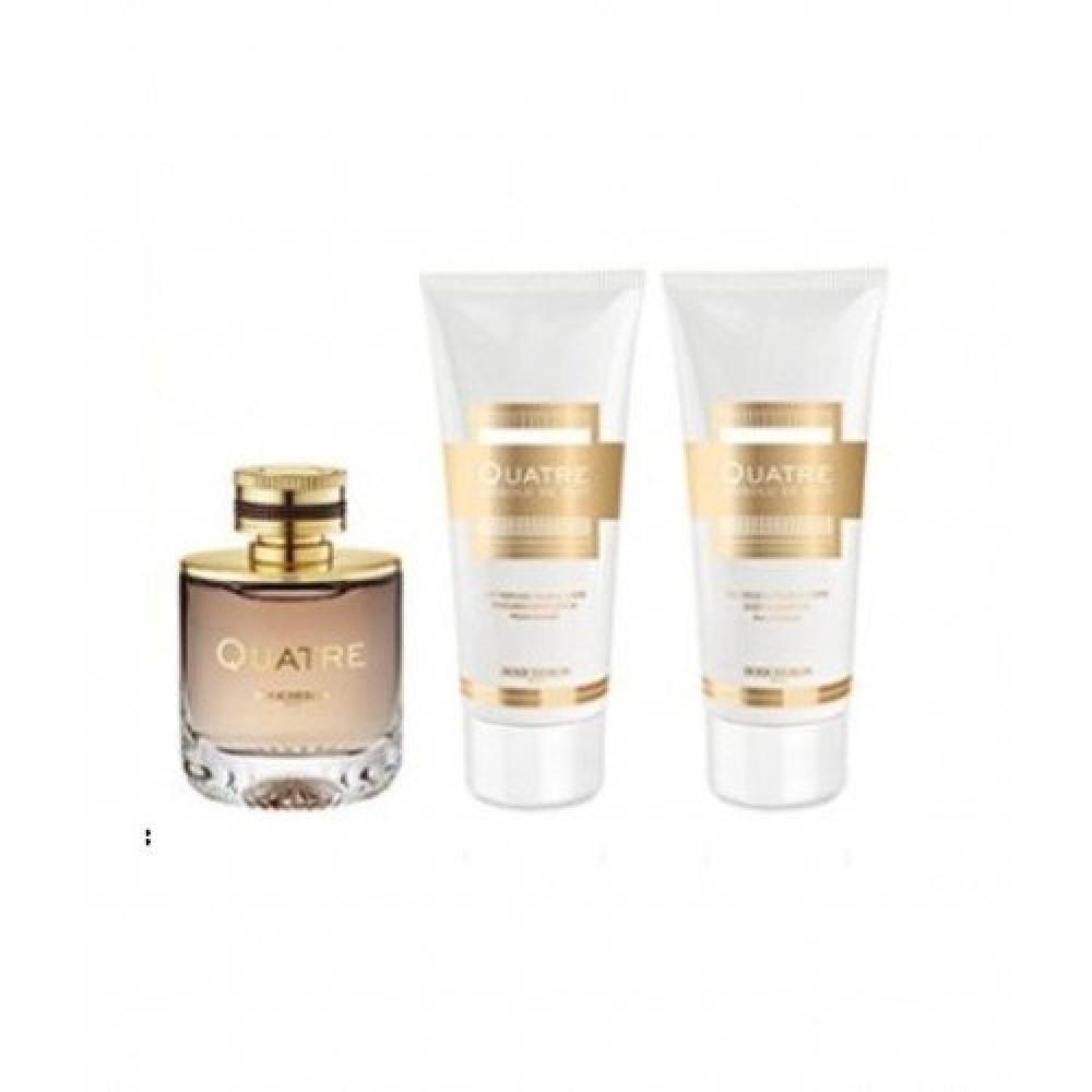 Boucheron Quatre Absolu de Nuit for Women Eau de Parfum 100ml 3 Gift S