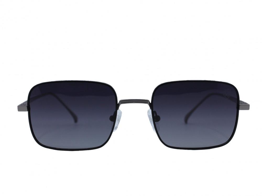 نظاره شمسية مستطيل ماركة TROY لون العدسة اسود