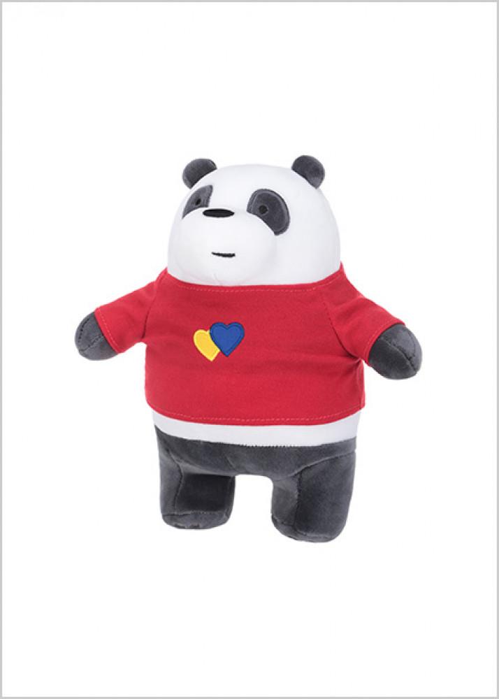 دمية باندا من الدببة الثلاثة بلباس أحمر 23 سم ميني سو Miniso حب الحياة حب ميني سو تسوق واحصل علي افضل الاسعار