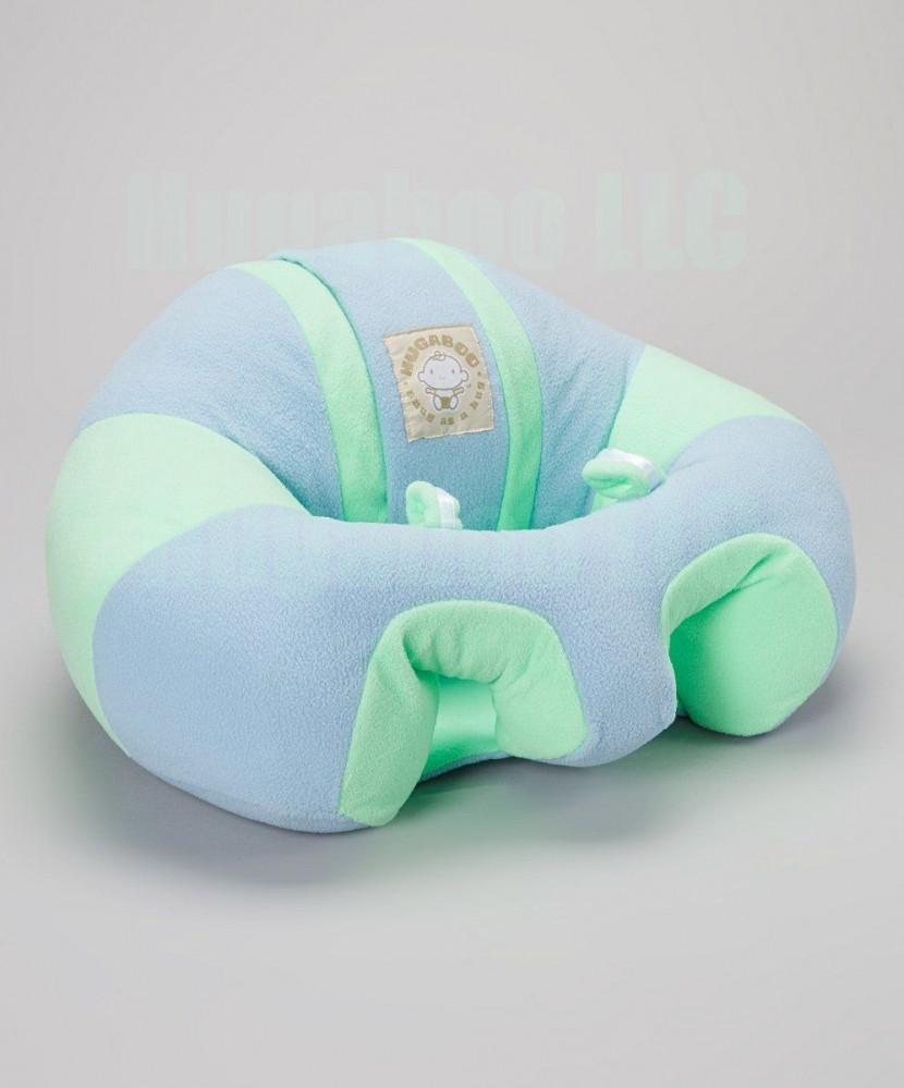 كرسي هوقابو  أزرق أخضر من دوها