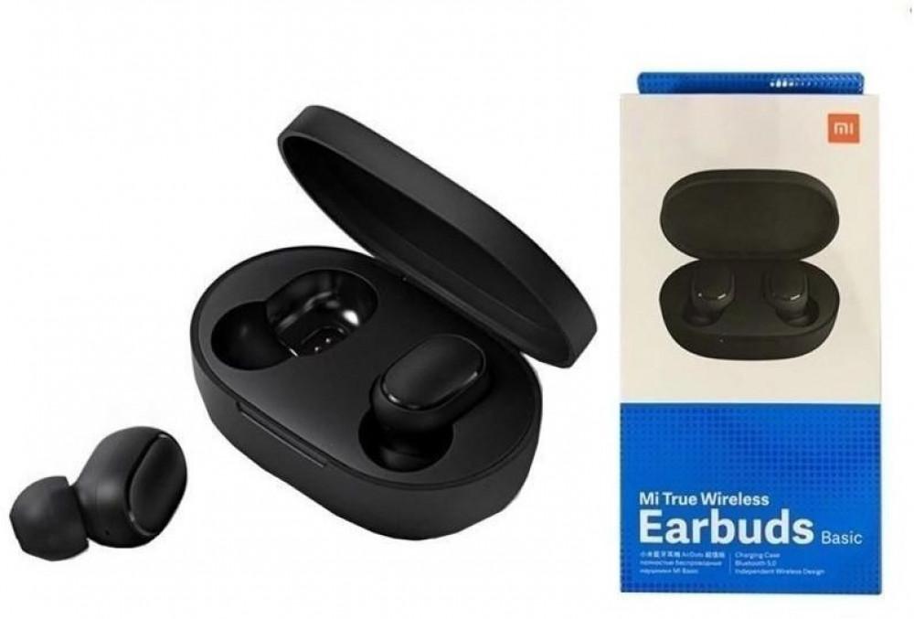 سماعات لاسلكية شاومي منتج مميز ,Xiaomi Mi True Wireless Earbuds Basic