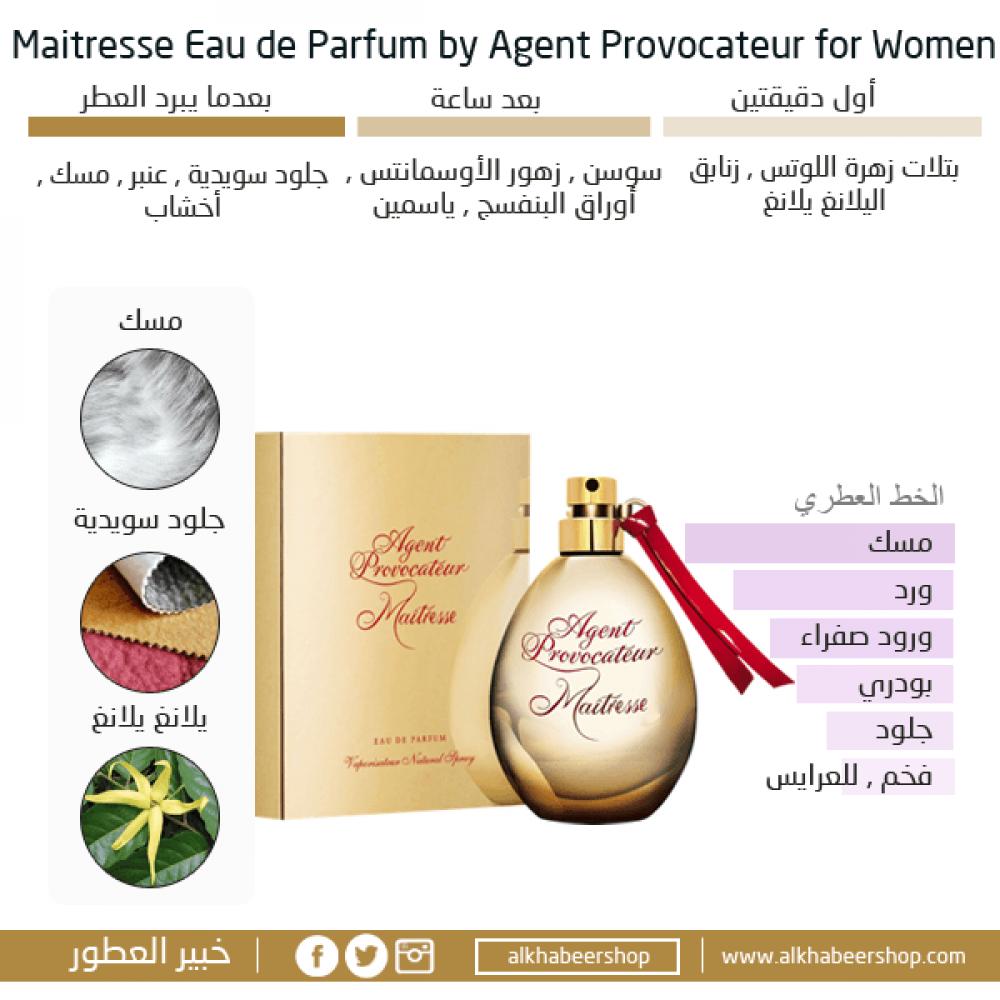Agent Provocateur Maitresse Eau de Parfum 50ml متجر خبير العطور