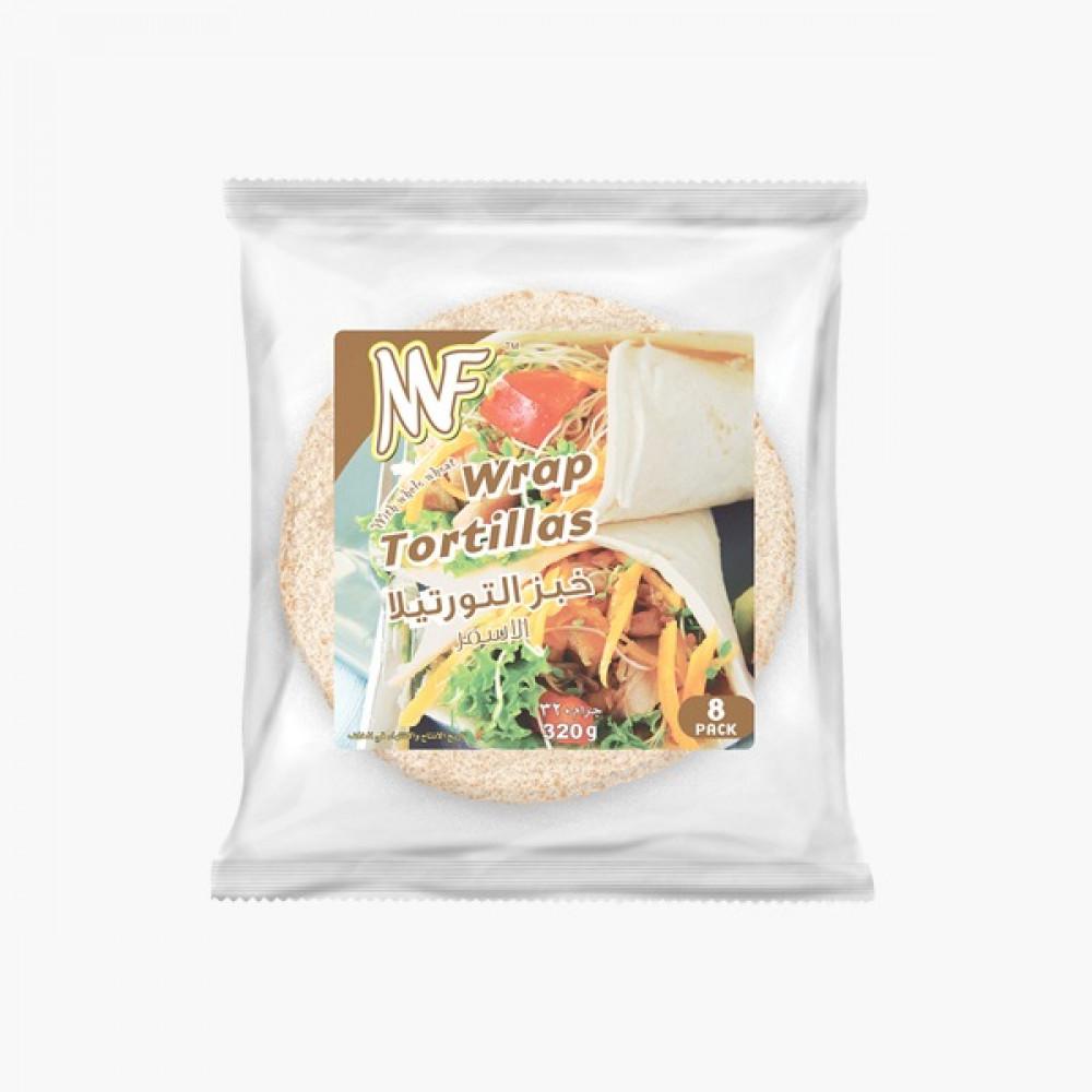 MF Holland Tortillas Wheat ام اف هولاند خبز التورتيلا الأسمر