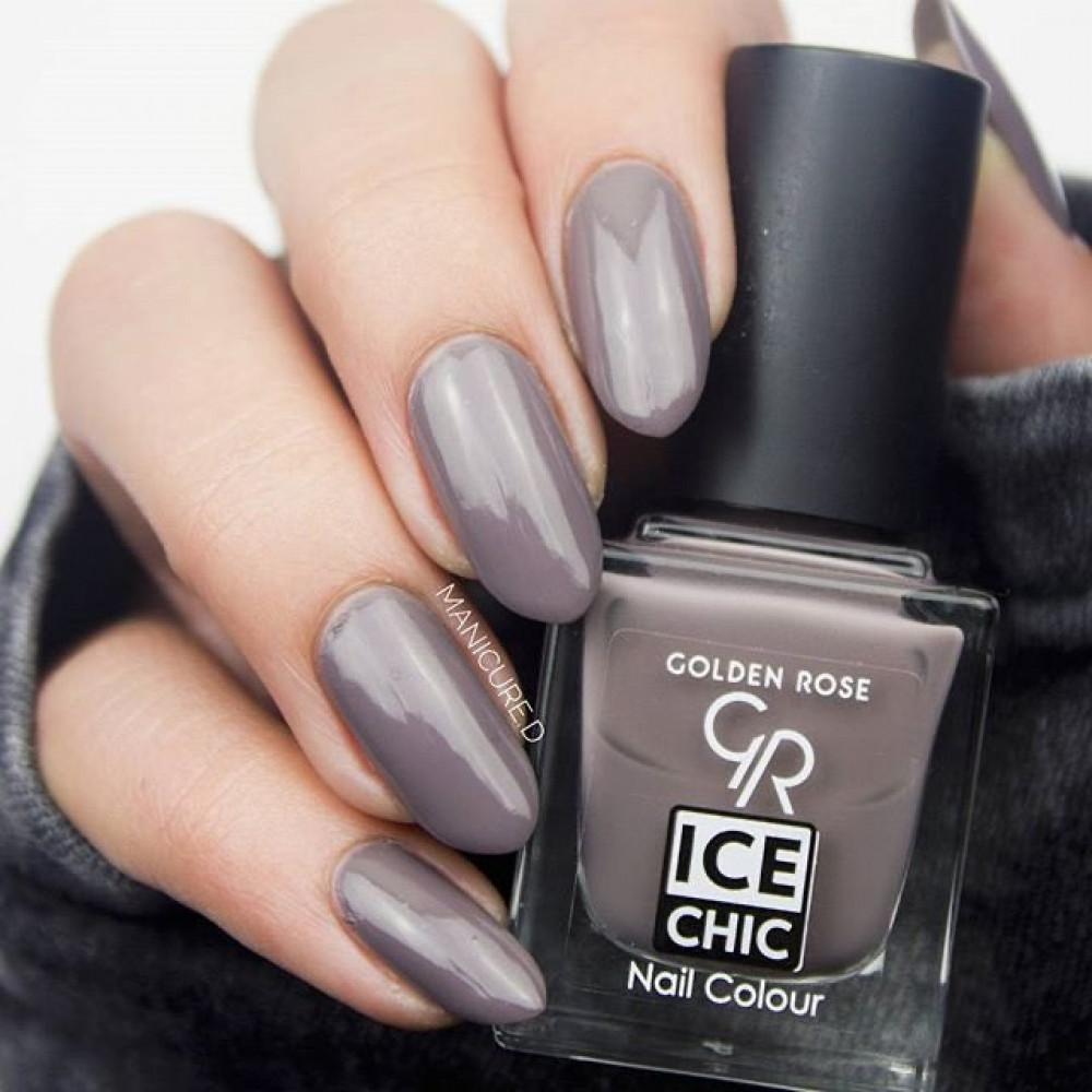 مناكير قولدن روز رقم 16 GOLDEN ROSE Ice Chic Nail Colour