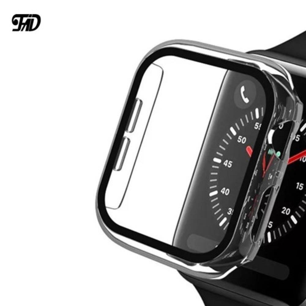 سوار Band حماية لساعة أبل Apple Watch بقياس 44 و 40 من FAD مقاوم للكسر