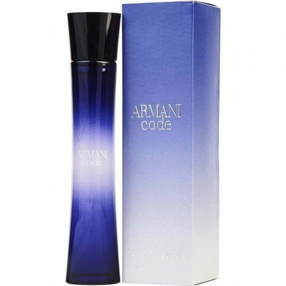 Armani Code for Women Eau de Parfum50ml خبير العطور
