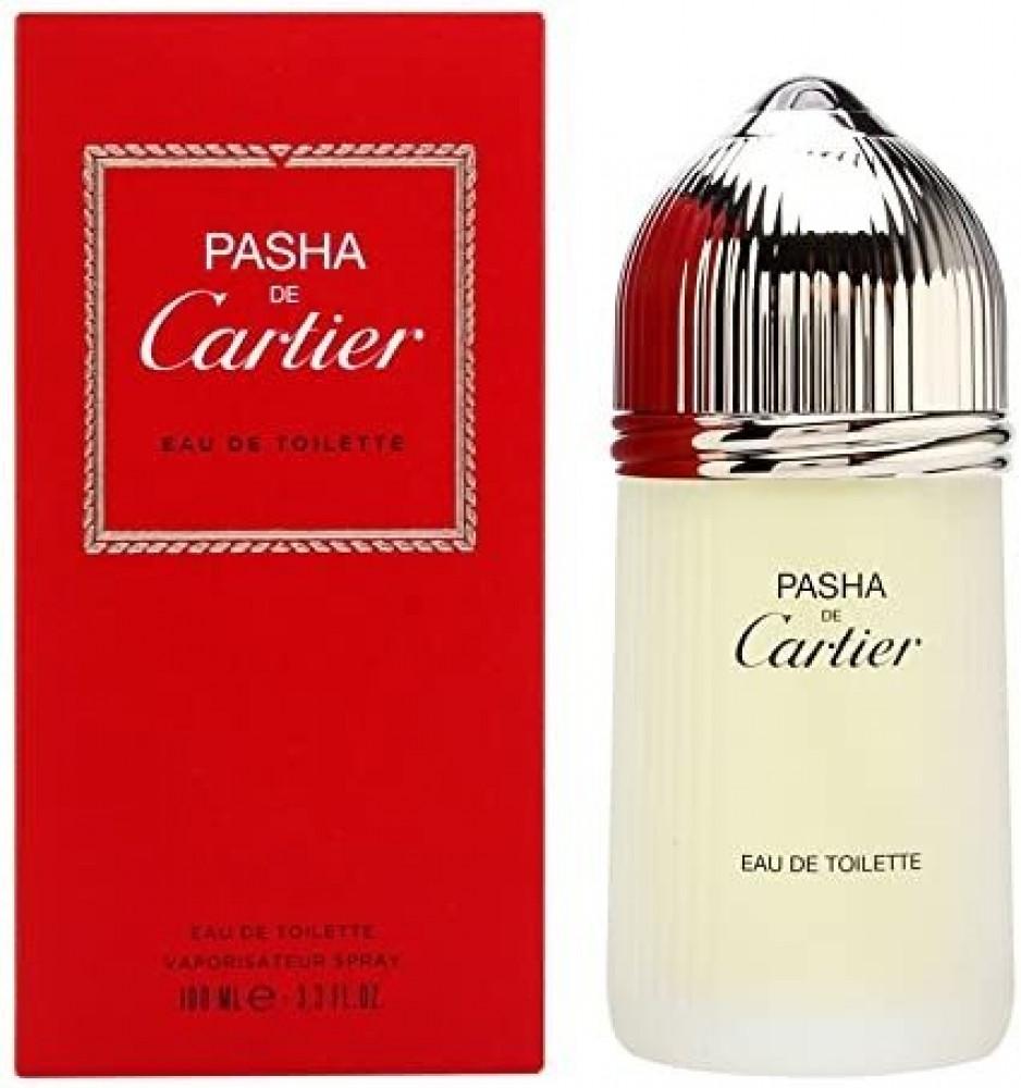 عطر كارتير دي باشا Cartier de pasha perfume
