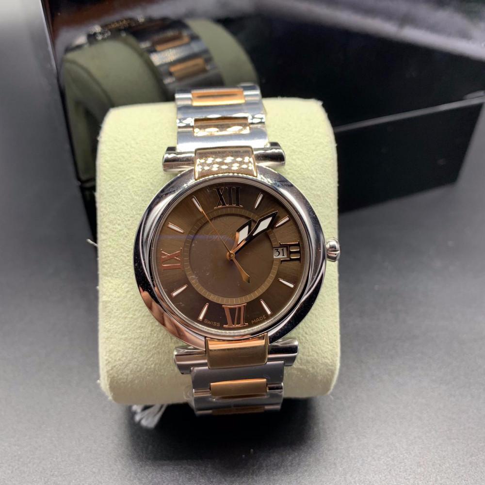 ساعة شوبارد امبيرال الاصلية الثمينة جديدة