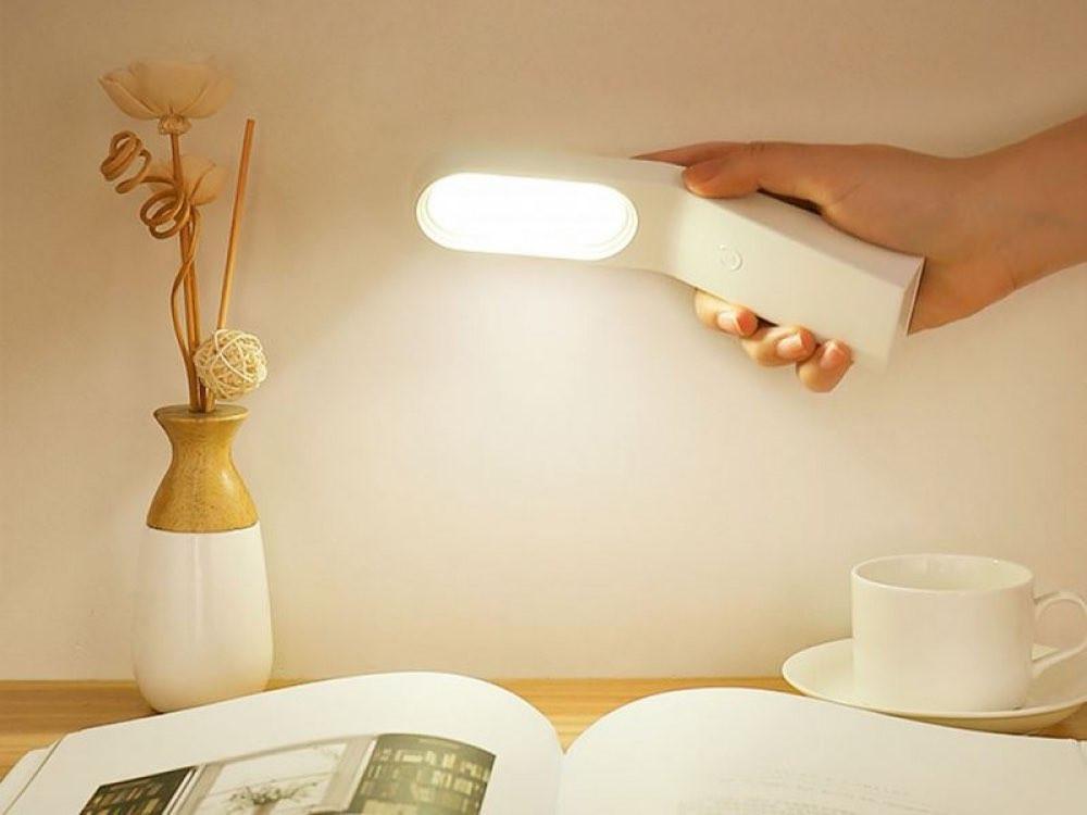 مصباح ليد متنقل متعدد الوظائف