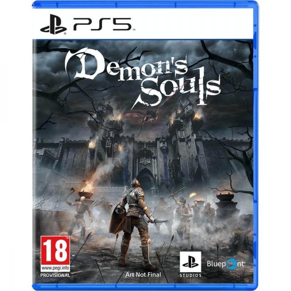 في سعودية لعبة الفيديو  D emons Souls Role Playing  PlayStation 5 PS5