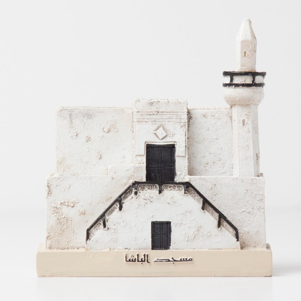 مجسم مسجد الباشا من جدة التاريخية حجم صغير