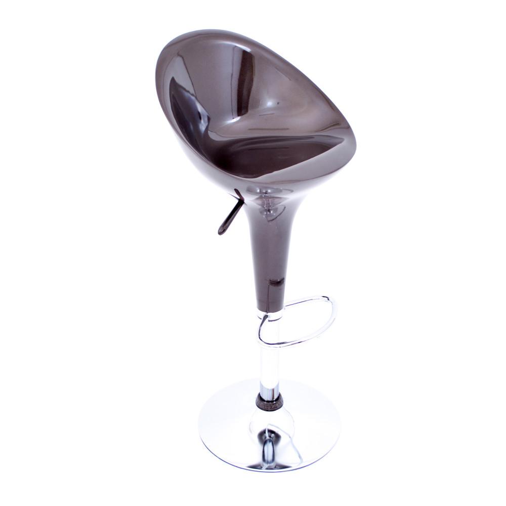 كرسي بار بني قوي من كاما C-B02 BROWN