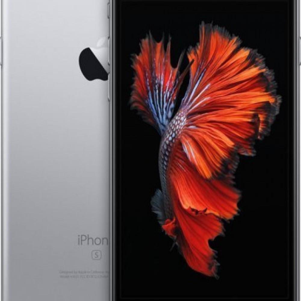 ابل ايفون 6S بلس بذاكره داخليه 128 GB مع فيس تايم الجيل الرابع ال