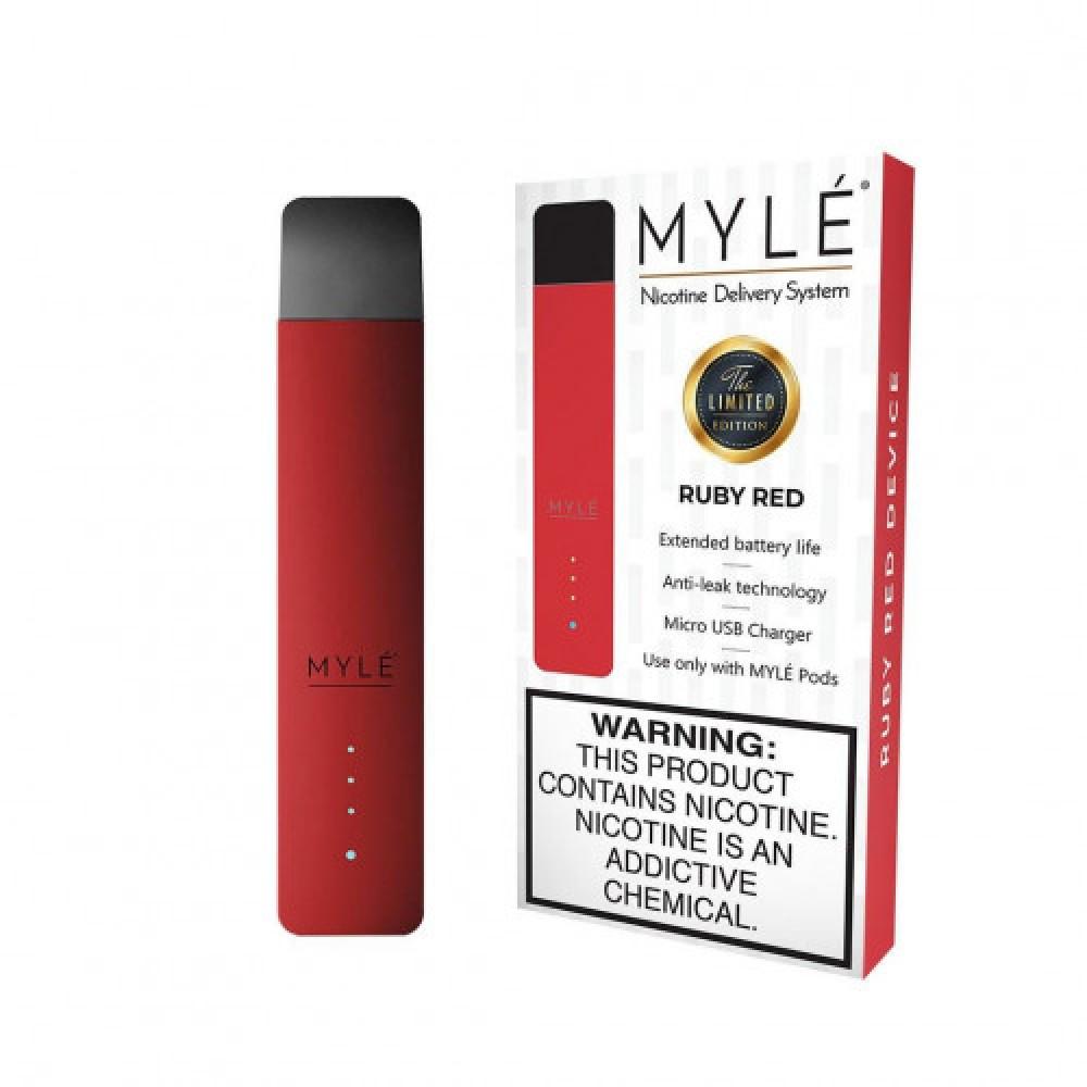 سحبة سيجارة مايلي ماجناتيك الجديدة - MYLE Magnetic Kit - شيشة VAPE فيب