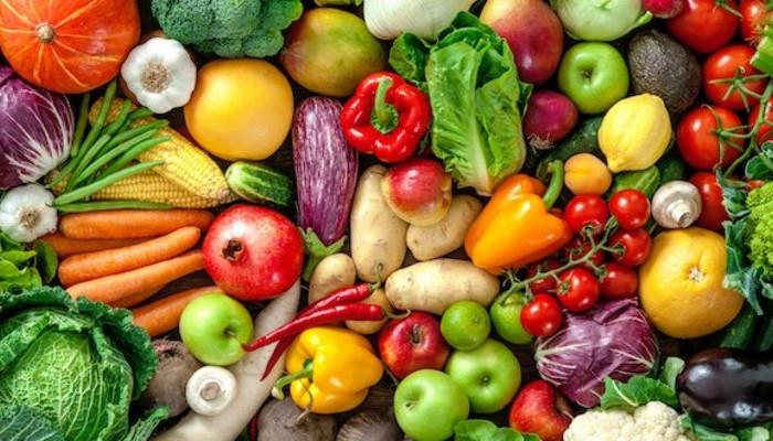 بذور الخضروات والفواكه
