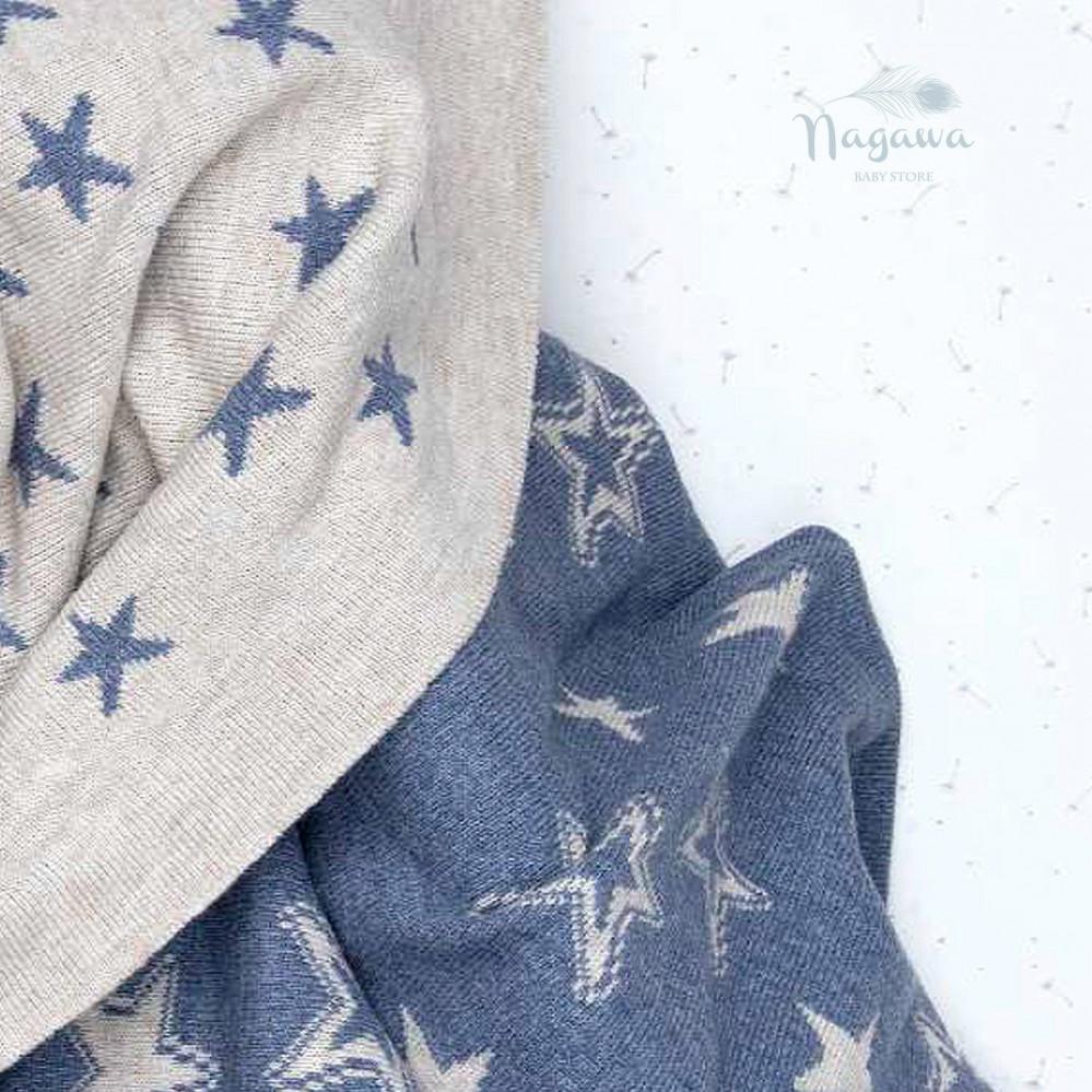 بطانية-تريكو-نجوم